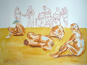 2010 On the Beach Meadow (Tthe Ice Cream Man)
